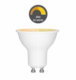 Paulmann LED spot GU10 1800-3000K dim to warm 6W (50W)